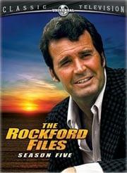 The Rockford Files: Season 5 (DVD)
