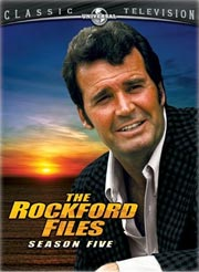 The Rockford Files: Season 5 (DVD)