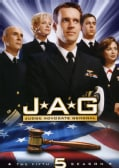 JAG: The Fifth Season (DVD)