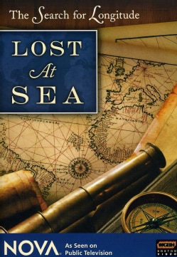 Lost at Sea - The Search for Longitude (DVD)