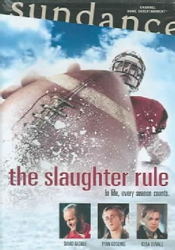 The Slaughter Rule (DVD)