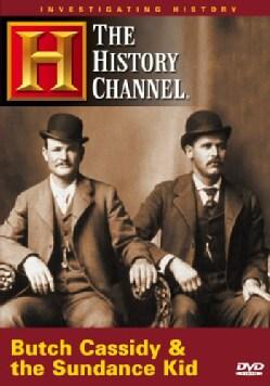 Investigating History: Butch Cassidy & The Sundance Kid (DVD)