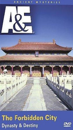 Ancient Mysteries: The Forbidden City (DVD)