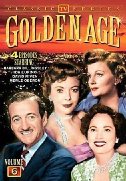Golden Age Theater Vol. 6 (DVD)
