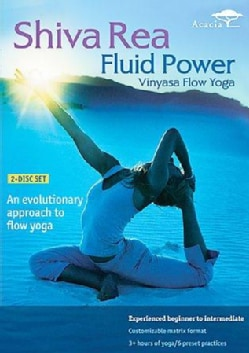 Shiva Rea: Fluid Power - Vinyasa Flow Yoga (DVD)