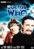 Doctor Who: Ep. 116- Logopolis (DVD)