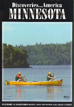 Discoveries...America: Minnesota (DVD)