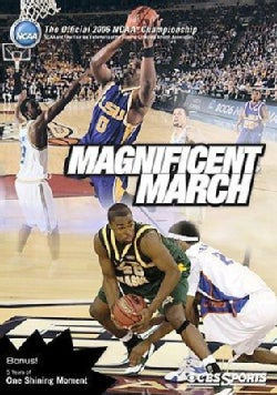 2006 Men's NCAA Final Four: Magnificent March (DVD)