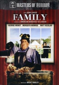 Masters of Horror: Family (DVD)