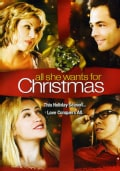 All She Wants For Christmas (DVD)