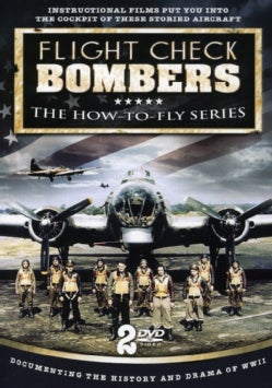 Flight Check Bombers (DVD)