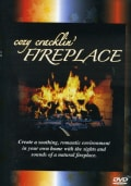 Cozy Cracklin' Fireplace (DVD)
