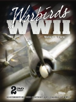 Warbirds of WW II Vol. 2 (DVD)