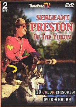 Sergeant Preston of the Yukon (DVD)