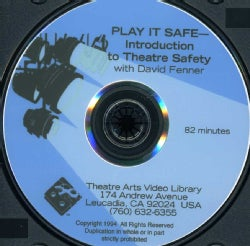 Play It Safe- Introduction To Theater Safety (DVD)