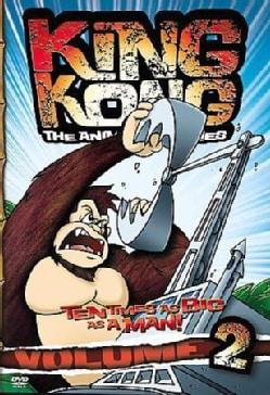 King Kong Animated Series: Vol. 2 (DVD)