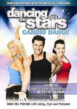Dancing with the Stars: Cardio Dance (DVD)