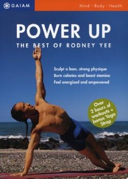 Power Up: The Best of Rodney Yee Collection (DVD)
