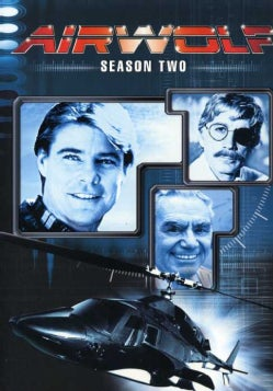 Airwolf: Season Two (DVD)
