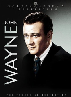 John Wayne: Screen Legend Collection (DVD)