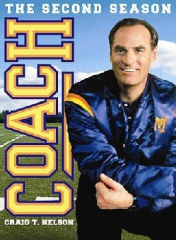 Coach: The Second Season (DVD)