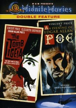 Tomb Of Ligeia/Evening Of Edgar Allan Poe (DVD)