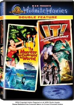 Monster That Challenged The World/It! Terror From Beyond Space (DVD)