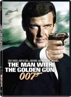 The Man With The Golden Gun (DVD)