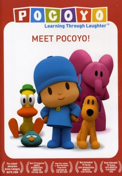 Pocoyo: Meet Pocoyo (DVD)