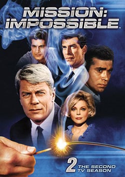 Mission Impossible: The Complete Second Season (DVD)