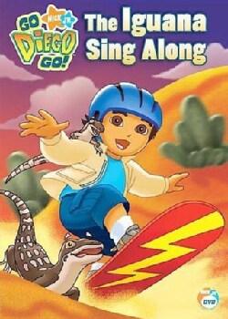 Go, Diego, Go!: The Iguana Sing Along (DVD)