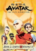 Avatar: The Last Airbender Book 2 - Earth Vol. 3 (DVD)