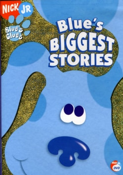 Blue's Clues: Blue's Biggest Stories (DVD)