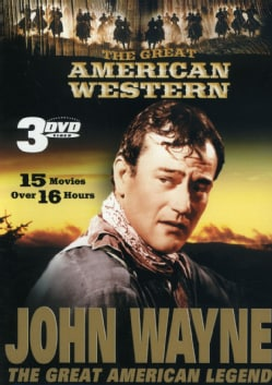 John Wayne: The Great American Legend (DVD)