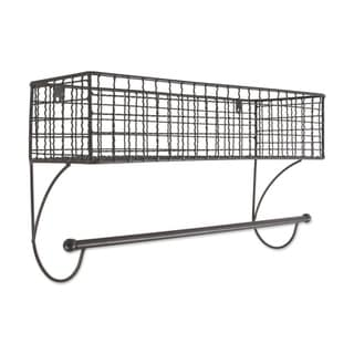 DII Farmhouse Towel Rack
