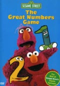 Sesame Street: The Great Numbers Game (DVD)