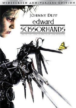 Edward Scissorhands (Anniversary Edition) (DVD)