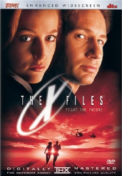 X-Files: Fight The Future The Movie (DVD)