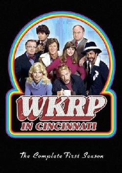WKRP In Cincinnati Season 1 (DVD)