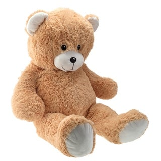 """Pioupiou 40"""" Gaston The Giant Plush Bear Stuffed Animal (40 inches tall x 18 inches wide)"""