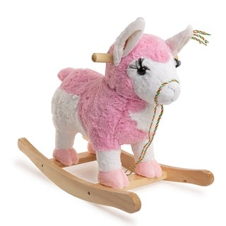 Ponyland Rocking Llama w/ Music (Rocker)