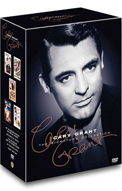 The Cary Grant Signature Collection (DVD)