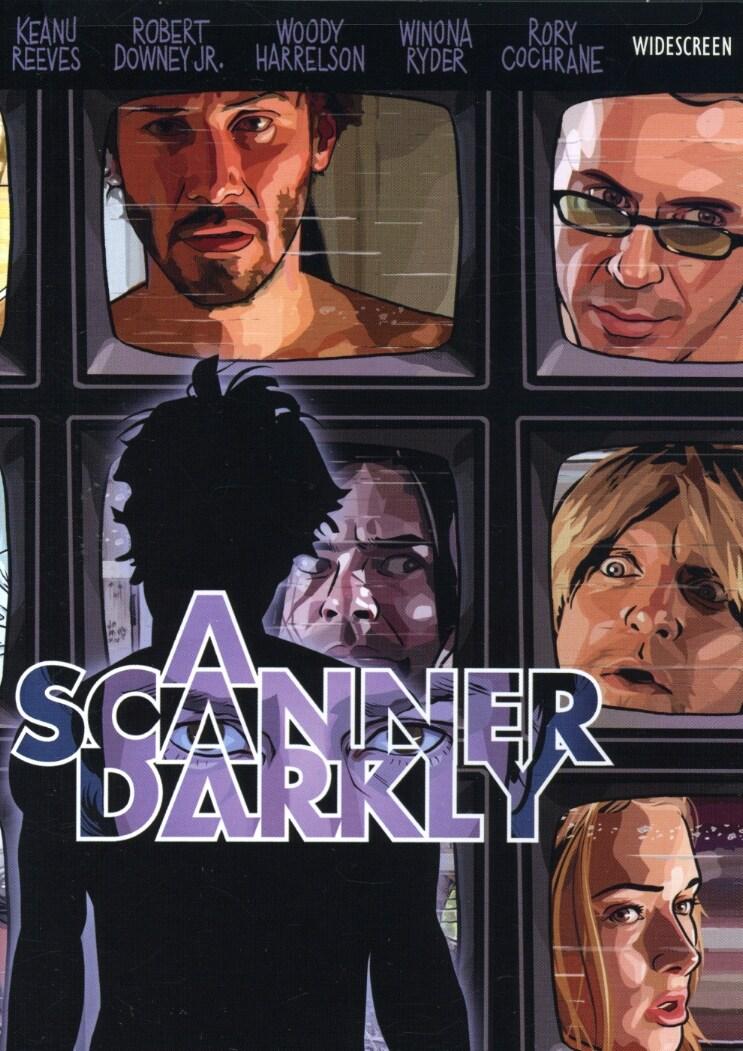 A Scanner Darkly (DVD)