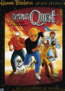 Jonny Quest Season One (DVD)