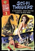 Cult Camp Classics Vol 1 Sci Fi Thrillers (DVD)