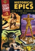 Cult Camp Classics Vol 4 - Historical Epics (DVD)
