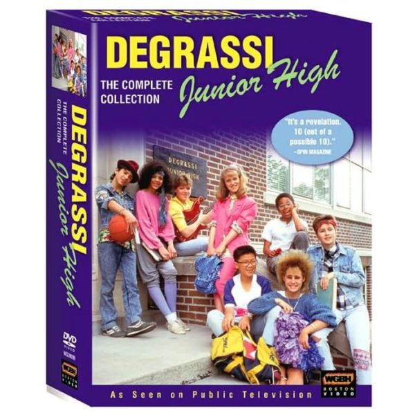 Degrassi Junior High Complete Series (DVD)