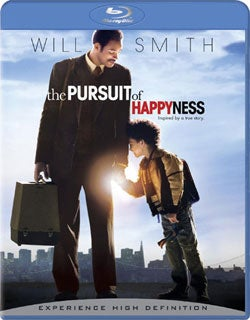 The Pursuit of Happyness (Blu-ray Disc)