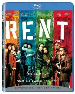 Rent (Blu-ray Disc)