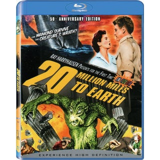 20 Million Miles to Earth 50th Anniversary Edition (Blu-ray Disc)